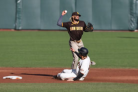 9-25-20 Game 1 San Diego Padres-San Fraancisco Giants Gallery