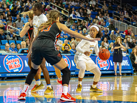 UCLA bounces back to beat Oregon State in overtime 83-74