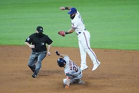 9-24-20 Houston Astros-Texas Rangers Gallery