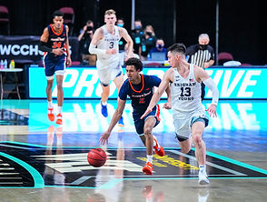 3-8-21 WCC Tourney Pepperdine Waves-BYU Cougars Semi-Finals Gallery