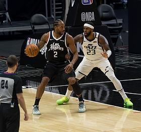 2-19-21 Utah Jazz-Los Angeles Clippers Gallery