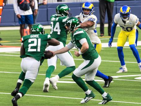 The Jets Upset the Rams 23-20 at So-Fi Stadium