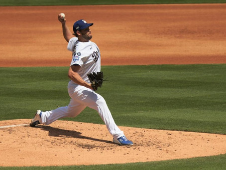 Kershaw, McKinstry shine in the Dodgers 3-0 Win Over Nationals