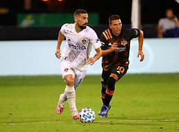 7-23-20 MLS Tournament Houston Dynamo-LA Galaxy