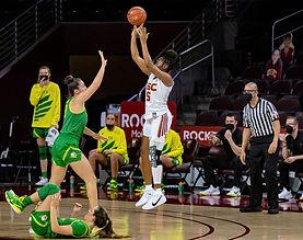 2-21-21 Oregon Ducks-USC Trojans Gallery