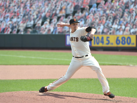 The San Francisco Giants Use The Long Ball To Sweep The Series Over The Arizona Diamondbacks