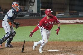 9-25-20 Houston Astros-Texas Rangers Gallery