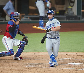 8-29-20 Los Angeles Dodgers-Texas Rangers Gallery