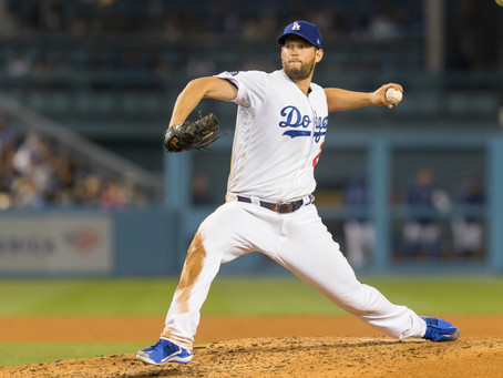 Kershaw's 3-0 Victory over the D-Backs was Impressive