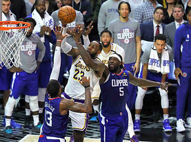 3-8-20 Los Angeles Lakers-Los Angeles Clippers Gallery