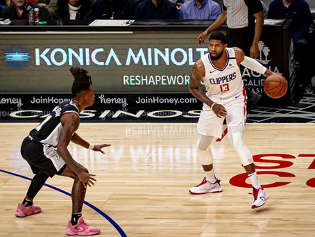 Clippers come from behind to beat the Spurs in a thriller 108-105
