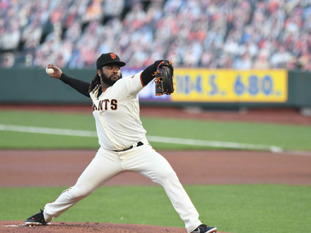 The Giants Outlast the Dodgers In Extra Innings 10-8