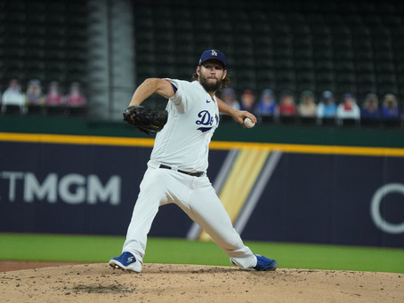Kershaw and the Dodgers Outlast Padres 6-5 in Game 2
