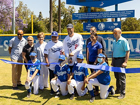 6-12-21 Los Angeles Dodgers Foundation-Lincoln Park Recreation Event Gallery