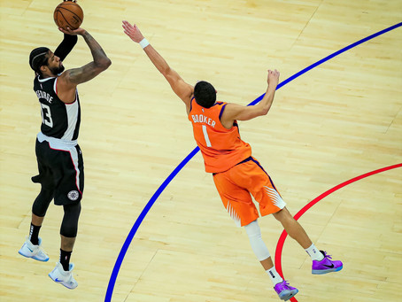 Clippers Outplay Suns in 106-92 win in Game 3 of Western Conference Finals