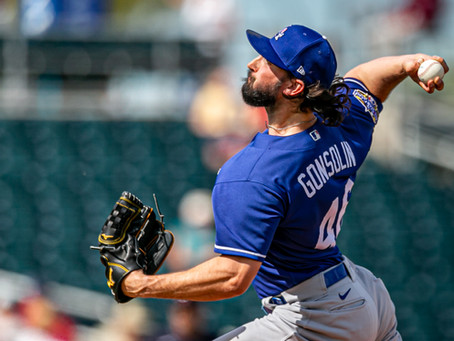 Gonsolin Was All Gas No Breaks For Dodgers