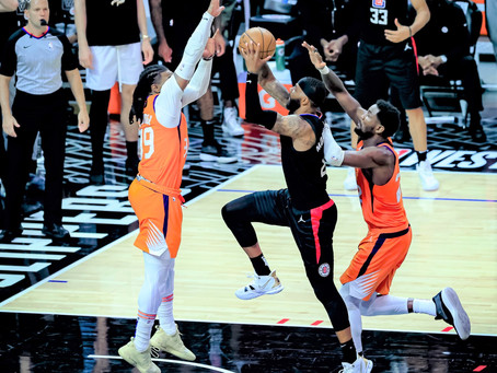 Chris Paul is unstoppable as the Suns advance to the NBA Finals