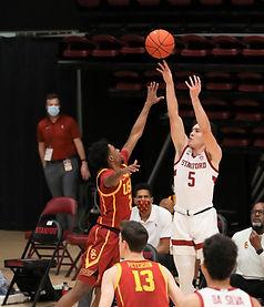 2-2-21 USC Trojans-Stanford Cardinal Gallery