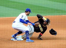 4-25-21 San Diego Padres-Los Angeles Dodgers Gallery