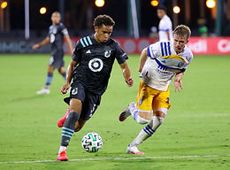 8-1-20 MLS Quarterfinals Minnesota United FC-San Jose Earthquakes Gallery