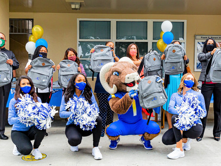Rams Tip-Off Season Opener With Community Events