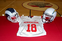 8-7-18 LA Rams-LA Chargers Donate Uniforms to Inglewood High Schools Gallery