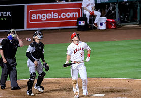 4-2-21 Chicago White Sox-Los Angeles Angels Gallery