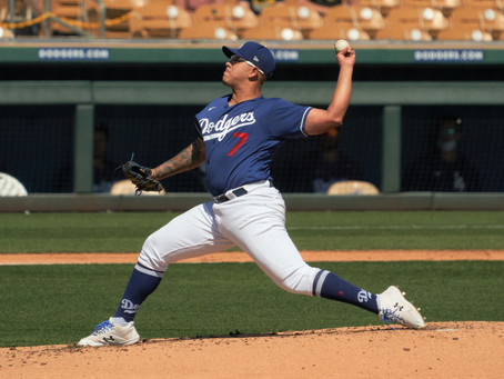 Dodgers Beat Angels 10-2 in Freeway Series