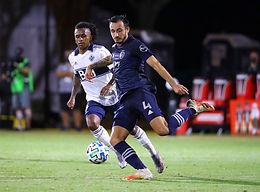 7-26-20 MLS Tournament Sporting Kansas City-Vancouver Whitecaps FC Gallery