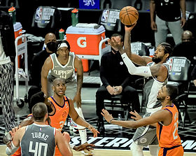 6-26-21 Western Conference Finals GM4 Phoenix Suns-Los Angeles Clippers Gallery