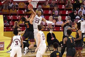 1-9-21 USC Trojans-Arizona State Sun Devils Gallery