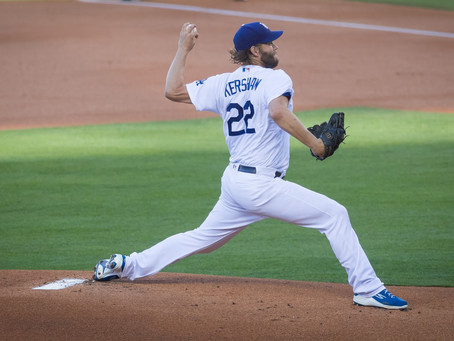 Kershaw Gets Crushed By Giants In Home Debut