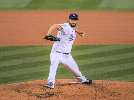 The Dodgers come from behind to beat the Diamondbacks 4-2