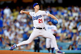 6-24-21 Chicago Cubs-Los Angeles Dodgers Gallery