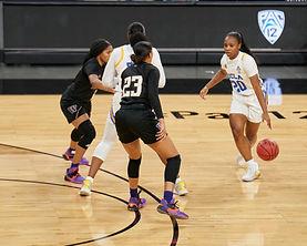 3-4-21 Pac-12 Tourney Washington Huskies-UCLA Bruins Quarter-Finals Gallery