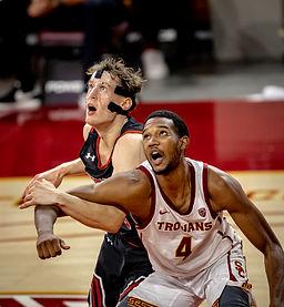 1-2-21 Utah Utes-USC Trojans Gallery