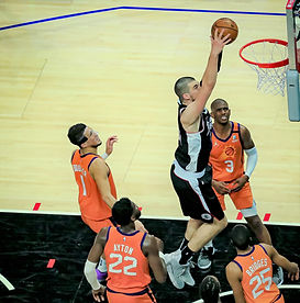 6-24-21 Western Conference Finals GM3 Phoenix Suns-Los Angeles Clippers Gallery