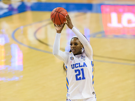 UCLA Dominates Oregon 83-56 to Sweep Season Series