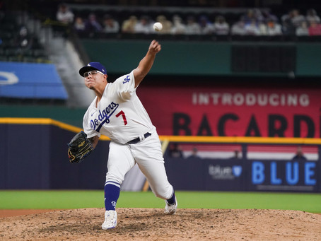 Dodgers Advance to the World Series by beating the Braves 4-3 in Game 7