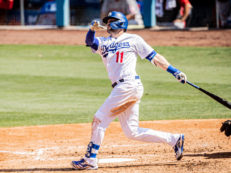 Dodgers Sweep Freeway Series with 5-0 Victory over the Angels