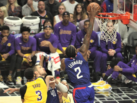 Clippers Beat Lakers in Season Opener 112-102