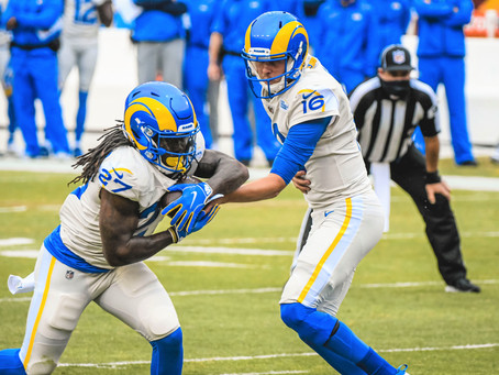 Rams Dominate Washingon 30-10 to Improve To 4-1 in NFC West