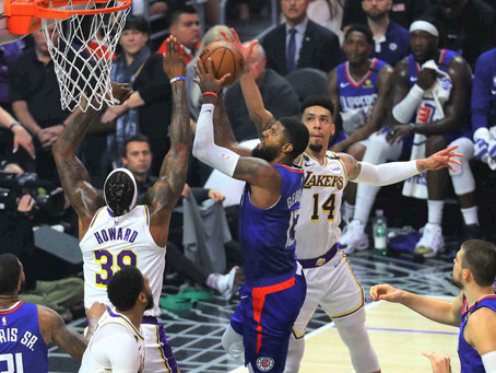 Lakers knock off Clippers 112-103 for the first time this season