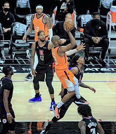 6-30-21 Western Conference Finals GM6 Phoenix Suns-Los Angeles Clippers Gallery
