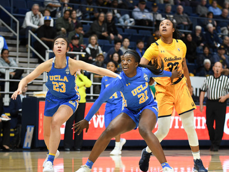 Briuns Escape against Cal in Overtime 74-70