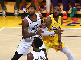 12-25-19 Los Angeles Clippers-Los Angeles Lakers Gallery