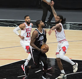 1-10-21 Chicago Bulls-Los Angeles Clippers Gallery