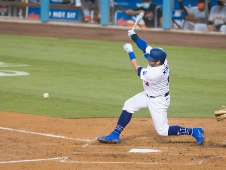 Muncy homers twice in Dodgers 9-1 win over Giants