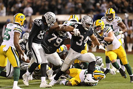 8-24-18 Green Bay Packers-Oakland Raiders Gallery