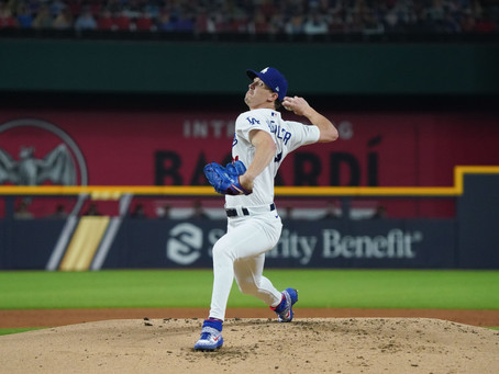 The Dodgers beat the Padres 5-1 in Game 1 of the NLDS
